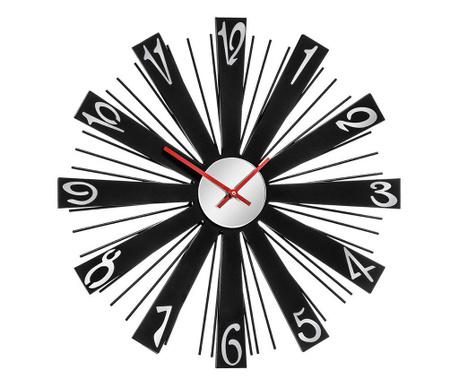 Nástěnné hodiny Stripy Numbers