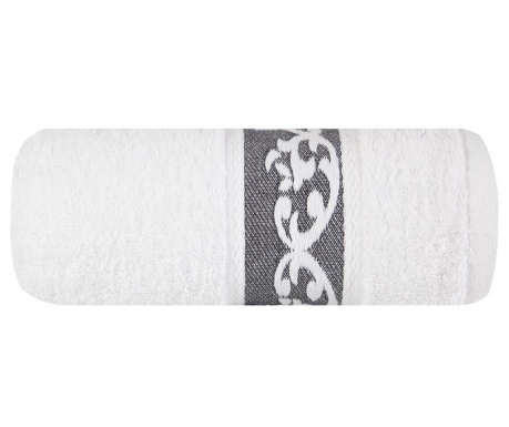 Kopalniška brisača Cezar White