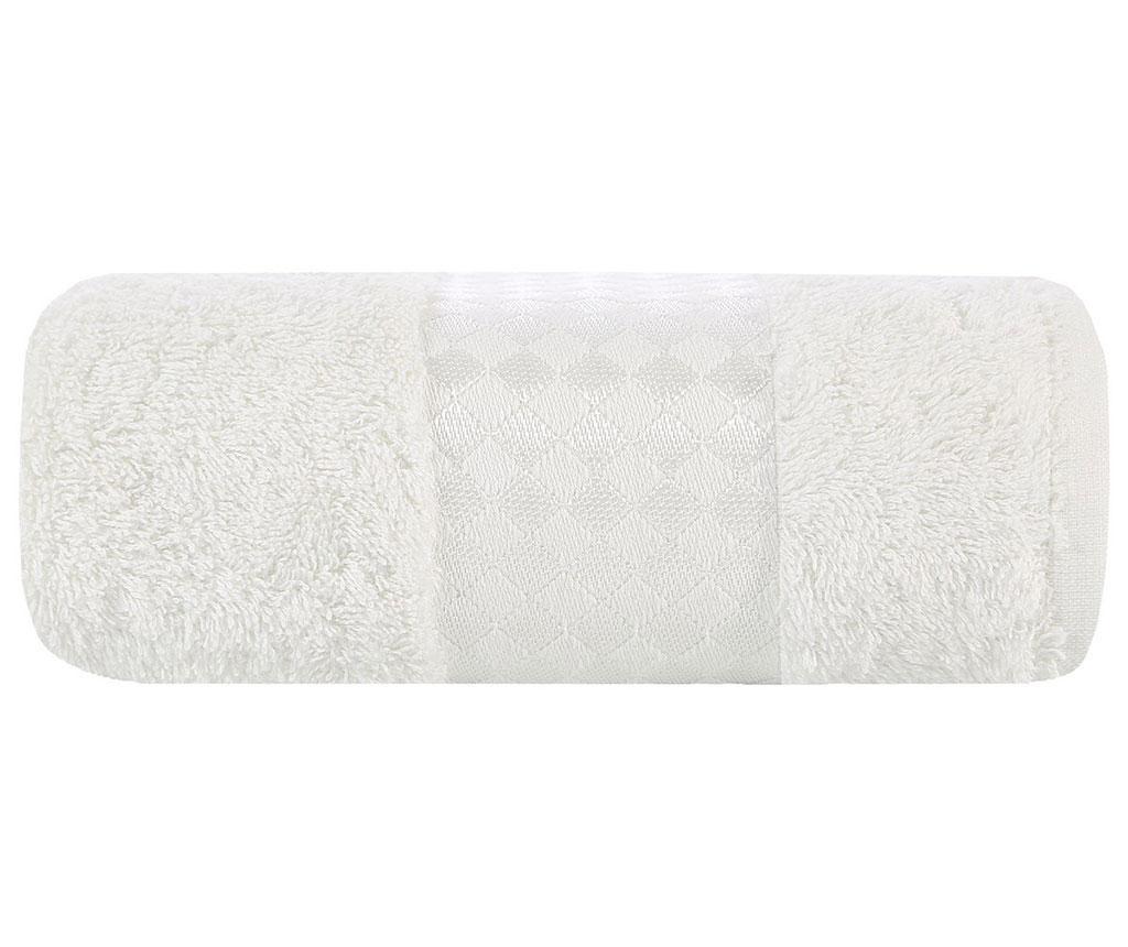 Kopalniška brisača Bamboo Cream 50x90 cm