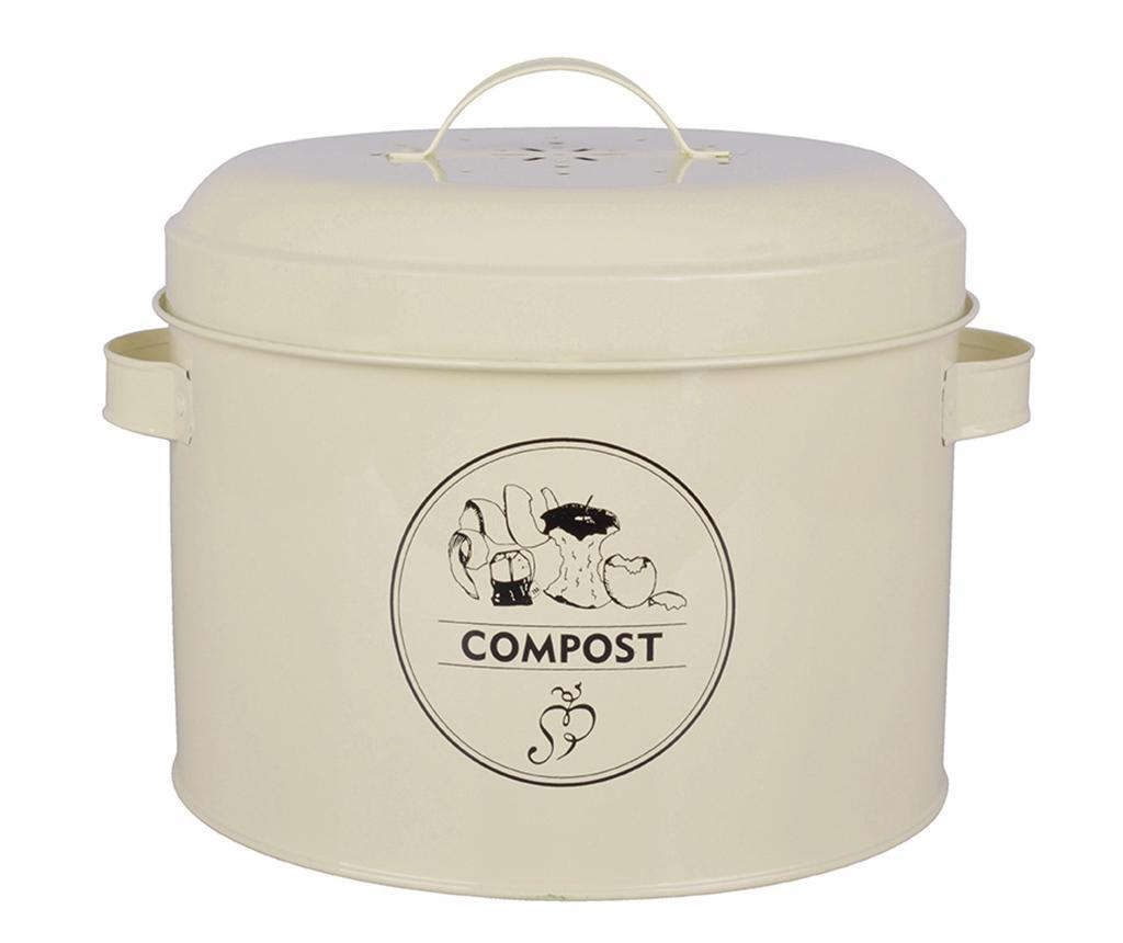 Posuda  s  poklopcem Galu Compost 6.325 L