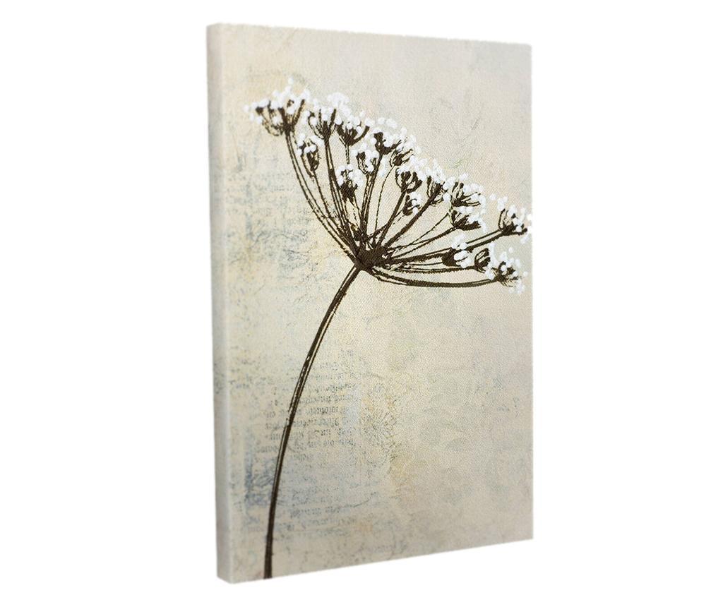 Tablou Thin Flower 30x40 cm