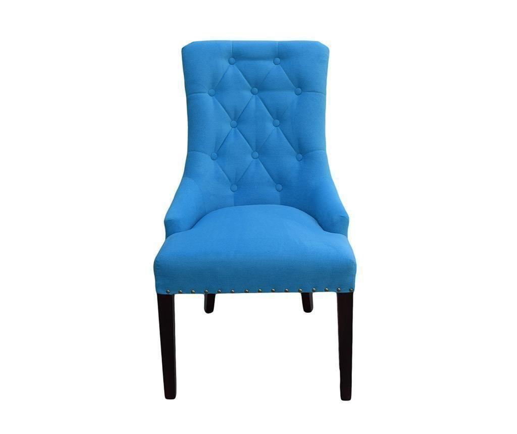 Židle Corina Turquoise