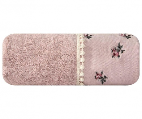 Kopalniška brisača Nancy Pink