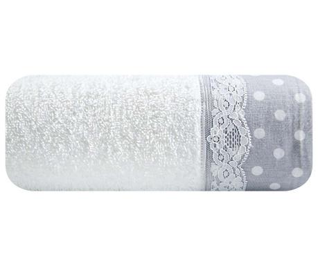 Kopalna brisača Sofia White 50x90 cm