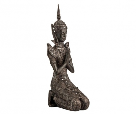 Decoratiune Kneeling Buddha