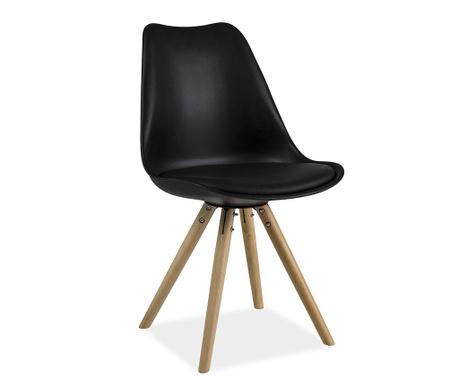 Krzesło Eretos Black