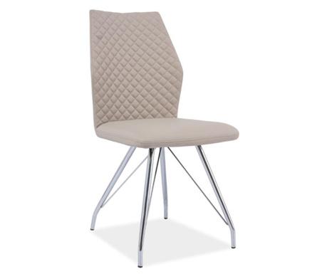 Krzesło Gail Cappuuccino