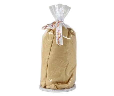 Cearsaf de patut cu elastic Ranforce Baby Mustard 70x140 cm