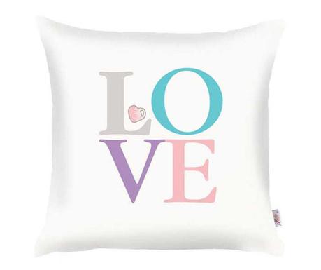 Fata de perna Sweet Love 35x35 cm