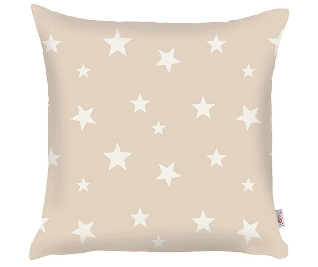 Jastučnica Stars Beige