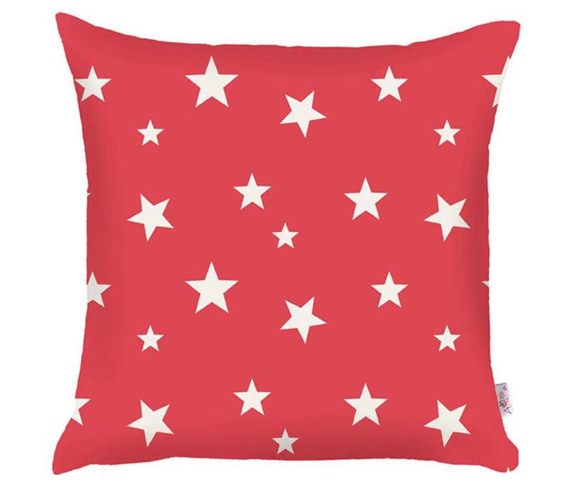 Jastučnica Stars Red