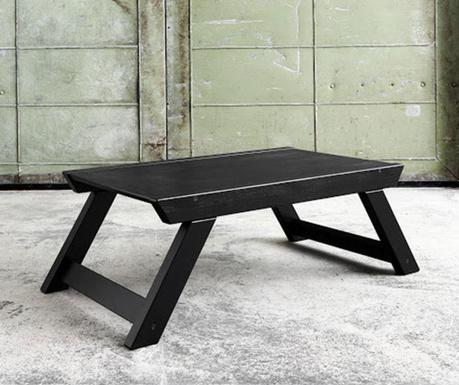 Stolić za kavu Bebop Black