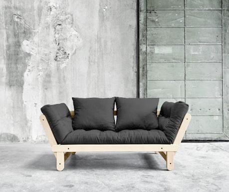 Produživi kauč Daydream Natural & Dark Grey