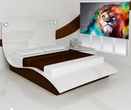 Big Lion Roló függöny