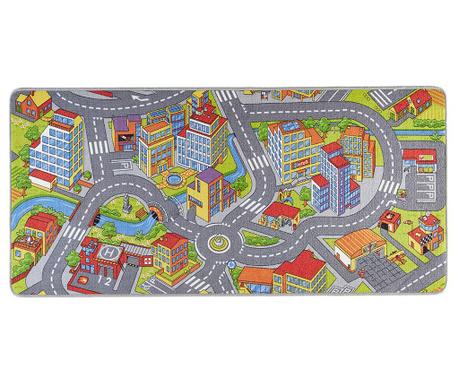 Igralna podloga Smart City Grey