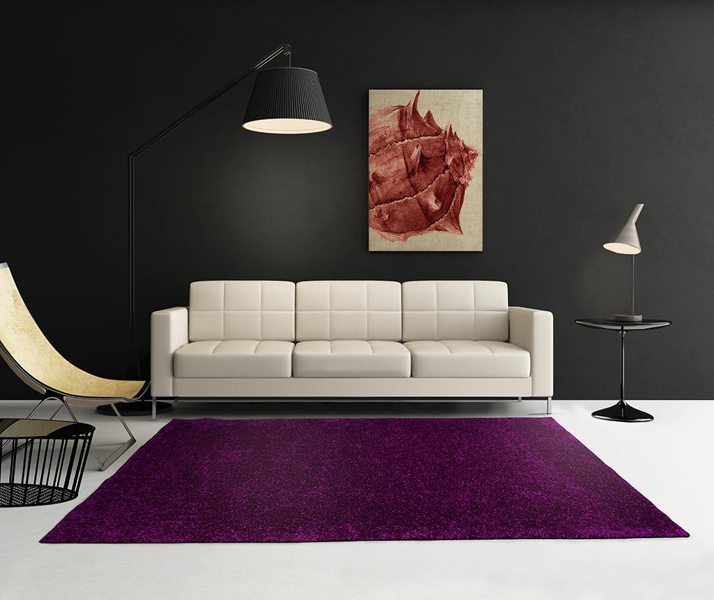 Preproga Zenit Aubergine 57x110 cm