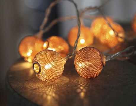 Ghirlanda luminoasa Net Cooper