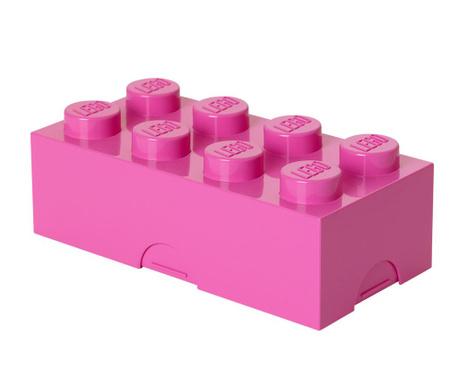 Kutija za užinu Lego Purple