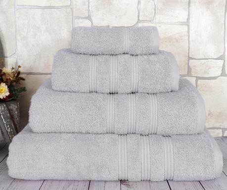 Kopalniška brisača Classy Coresoft Grey
