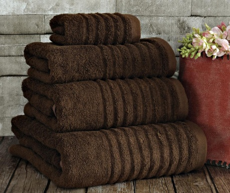 Prosop de baie Wellas Brown 70x130 cm
