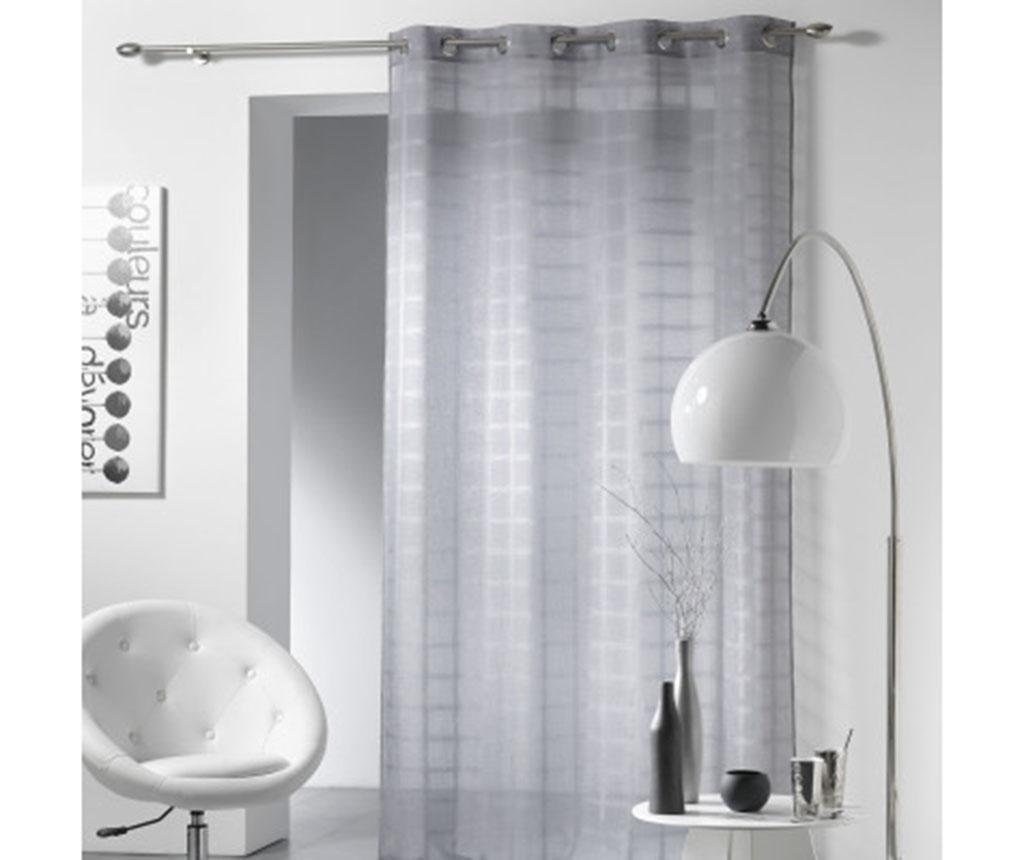 Zavesa Candide Grey 140x240 cm