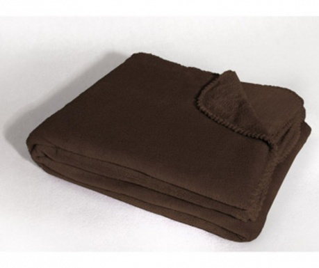 Одеяло Louna Chocolate 180x220 см