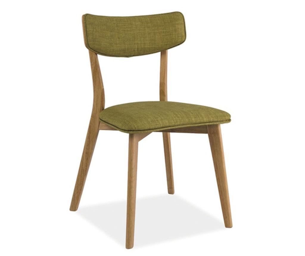 Stolica Kim Light Green