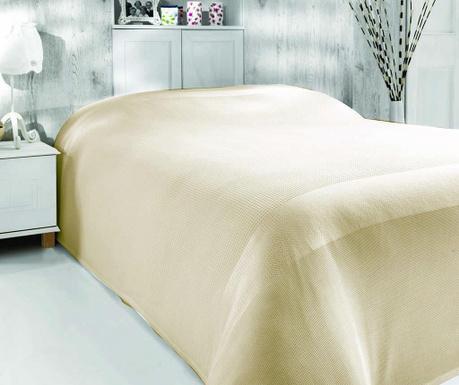 Cuvertura Pique Simply Beige 200x240 cm
