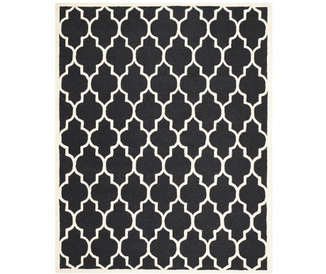 Tepih Everly Black Ivory 243x304 cm