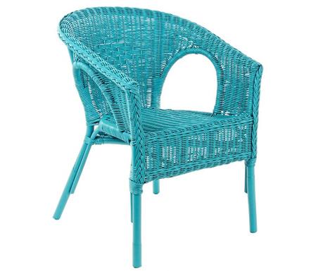 Krzesło zewnętrzne Allis Blue