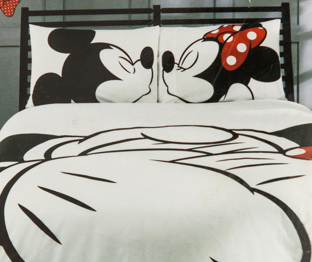 Posteljina Double Mickey & Minnie Adore