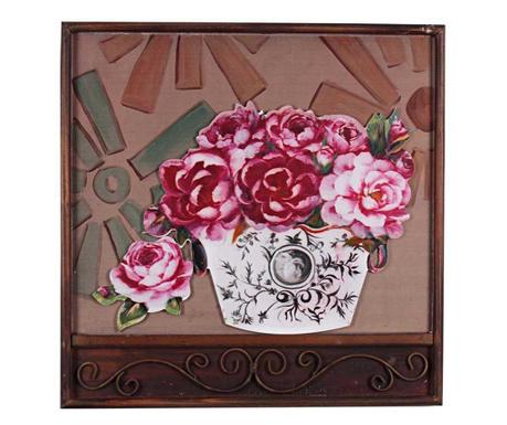 Dekoracja ścienna Nana Rose 50x50 cm