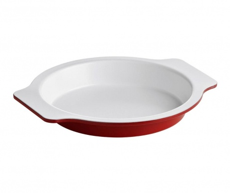 Ecocook Handle Red Sütőedény
