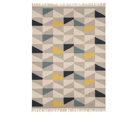 Dywan Hackney Geo Mustard 120x170 cm