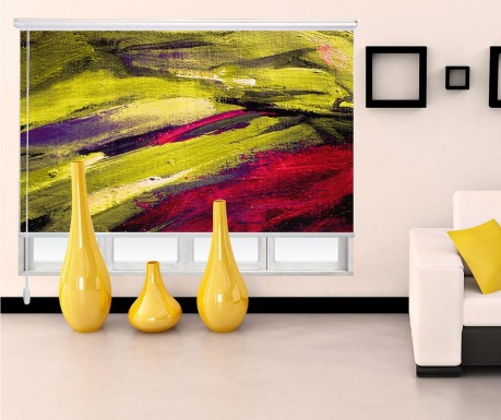 Colored Roló függöny 120x200 cm