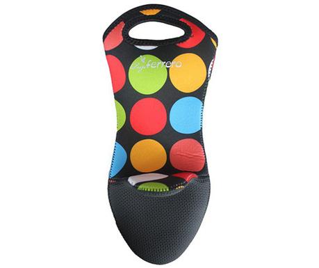 Colorful Dots Konyhai fogókesztyű