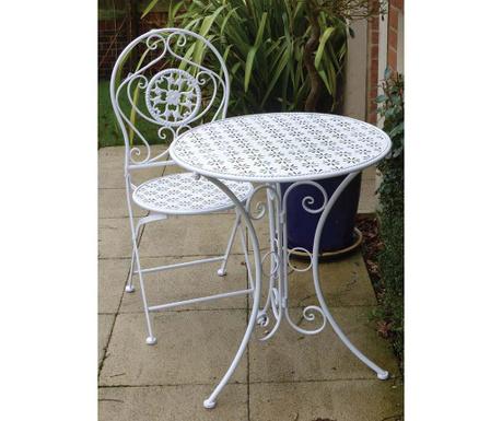 Set stolić i 2 stolice Rads