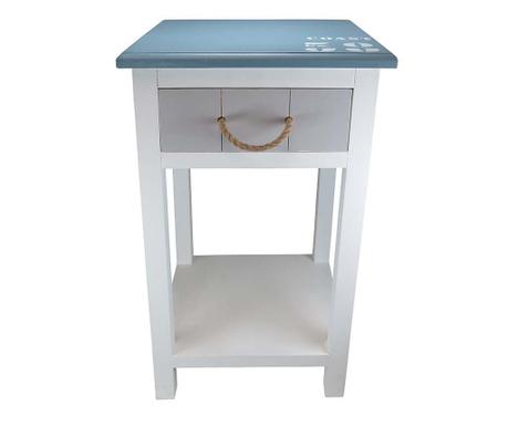 Blue Jim Asztalka 1 fiókkal