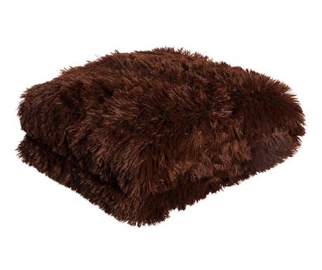 Odeja Precious Brown 130x170 cm