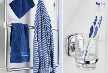Organizare în baie