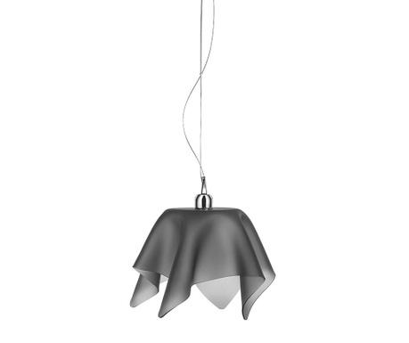 Závěsná lampa Drappeggi Fume