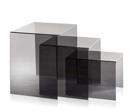 Trix Fume 3 db Asztalka