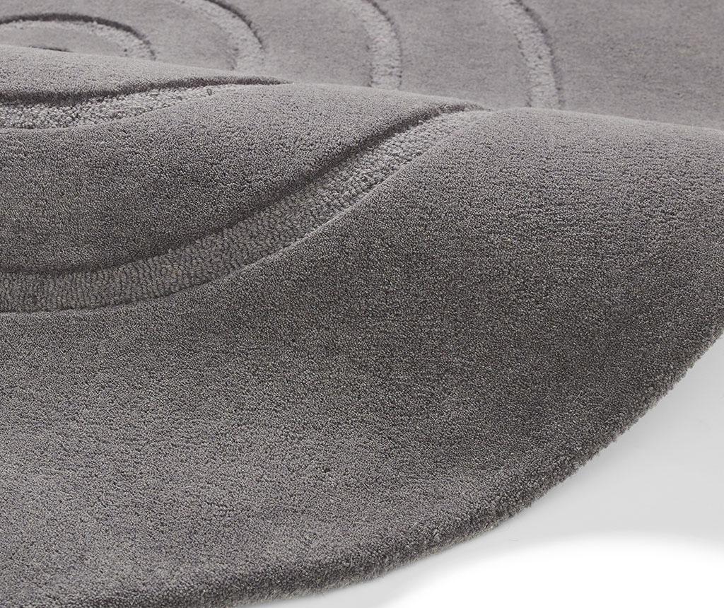 Covor Spiral Grey 140 cm