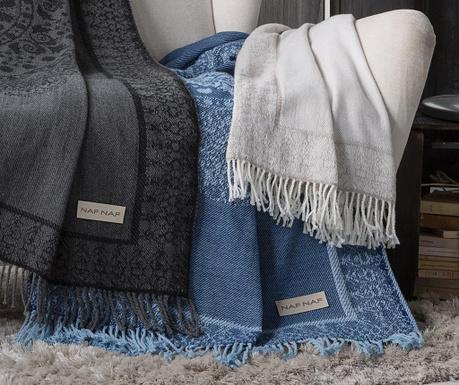 Одеяло Marble Blue 130x170 см