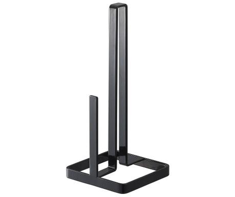 Suport pentru rola de servetele Tower Black