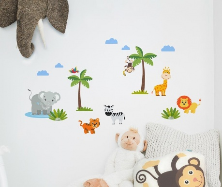 Sticker Jungle