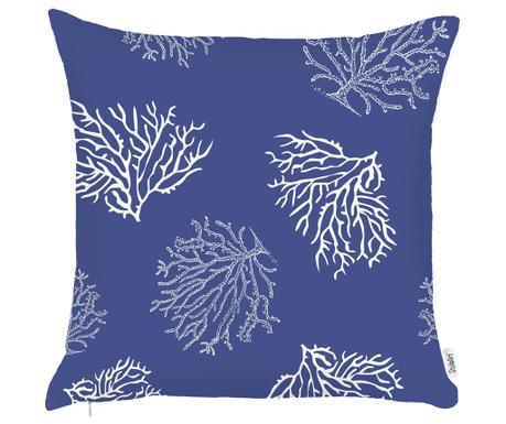 Калъфка за възглавница Coral Blue 43x43 см