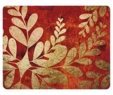 Golden Foliage 4 db Tányéralátét 26x33.5 cm