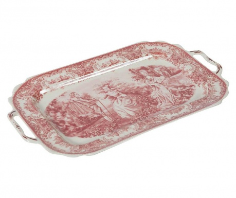 Serving tray Palace Red