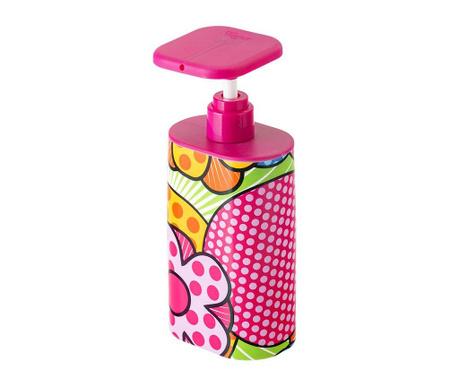 Dozirnik tekočega detergenta za posodo Lola Flor 340 ml